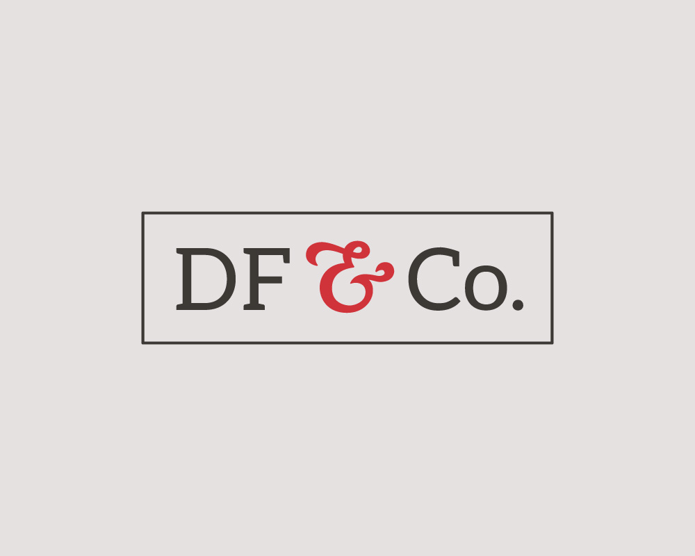 Deming Fitch and Co Logo Secondary