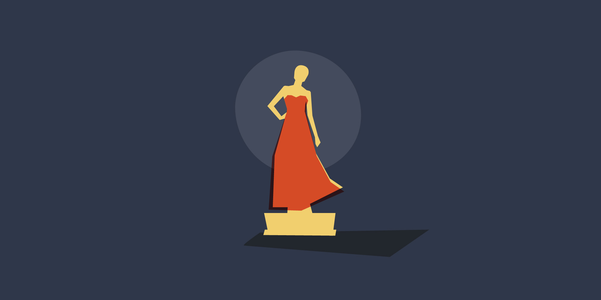 Fashion Award Illustration